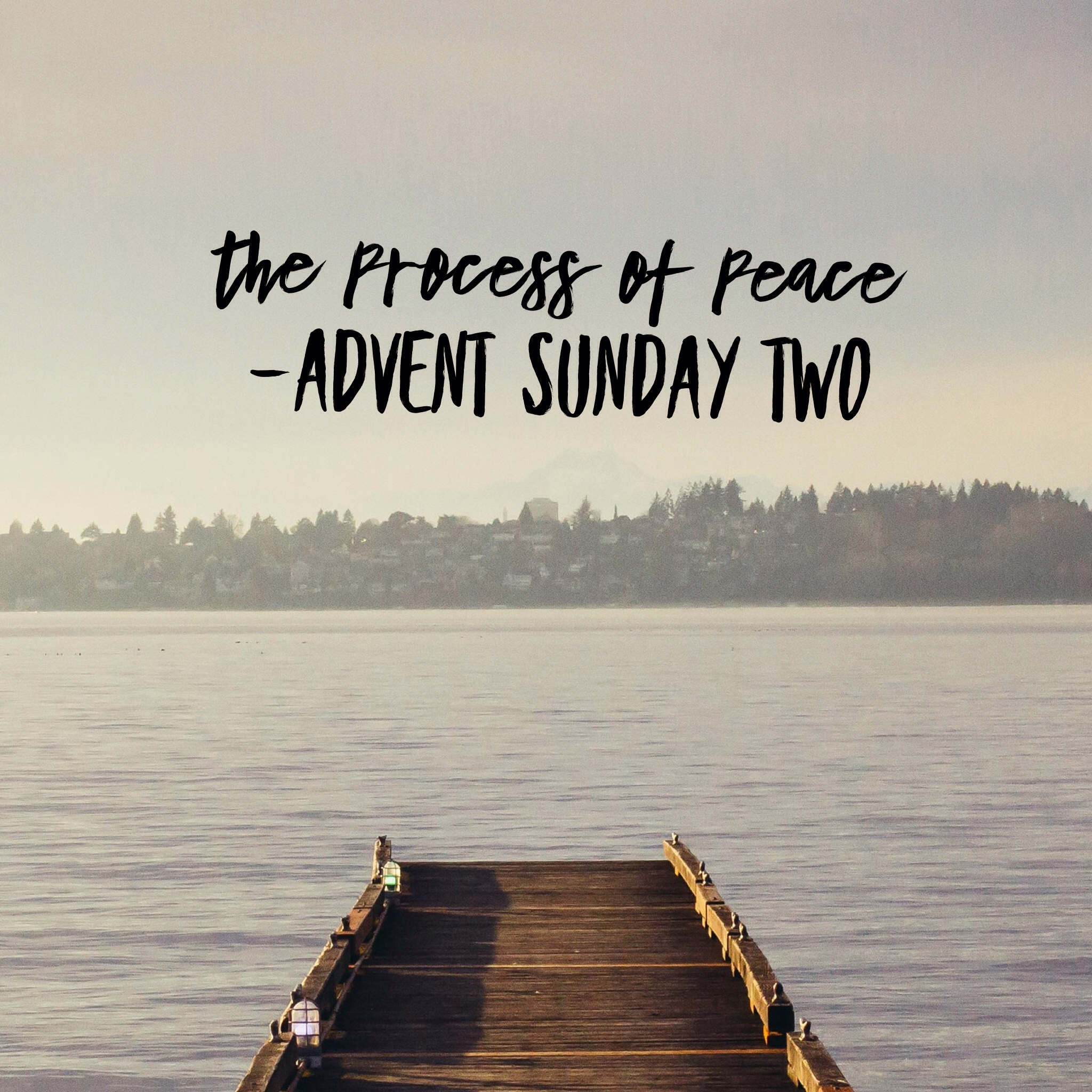 The Process of Peace